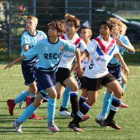 Alphense Boys JO14-1 –Rksv DCG JO14-1 Sobere overwinning geeft ook 3 punten